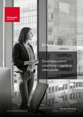 Surviving economic uncertainty a guide to sales success